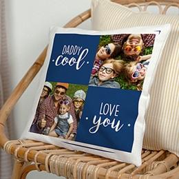 Kussens bedrukken - Daddy cool - 0