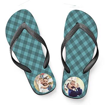 Slippers - Slippertjes voor papa - 0