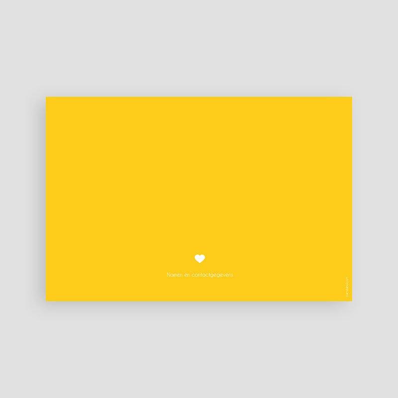 Bedankkaartje geboorte dochter - Samengevat 48176 thumb