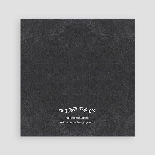 Doopkaarten - Olijventakjes vierkant 48276 preview