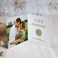 Geboortekaartjes Jongen Kraft Vintage pas cher