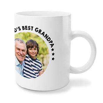 Personaliseerbare mokken - Grootvader dag - 0