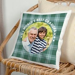 Kussen Vaderdag Kussen Voor Opa