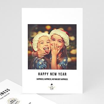 Kerstkaarten 2018 - Happy ! - 0