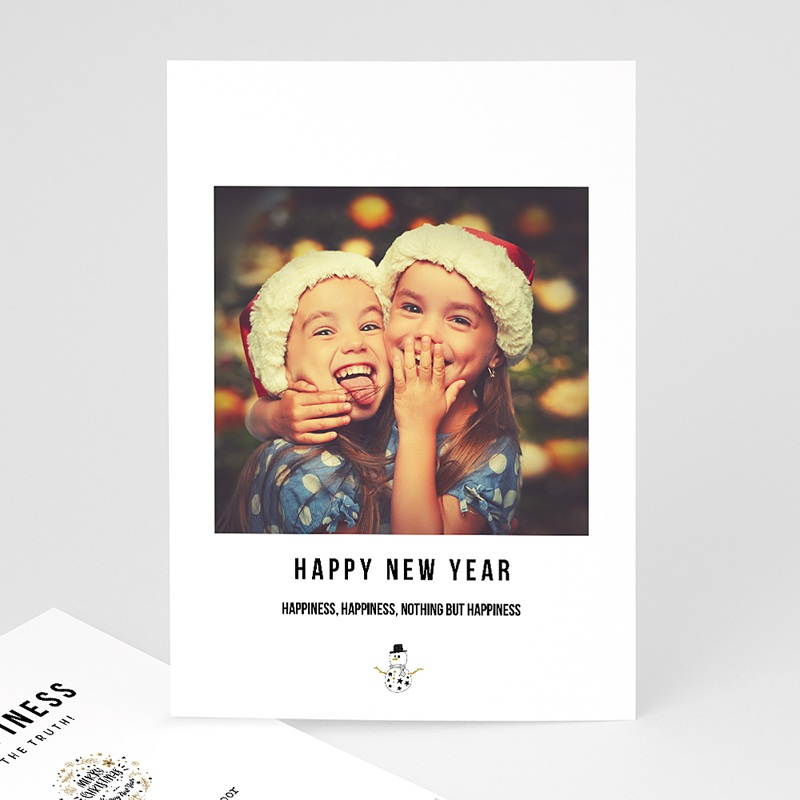Kerstkaarten 2019 - Happy ! 49901 thumb