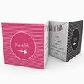 Personaliseerbare trouwkaarten - Doop en huwelijk 50587 thumb