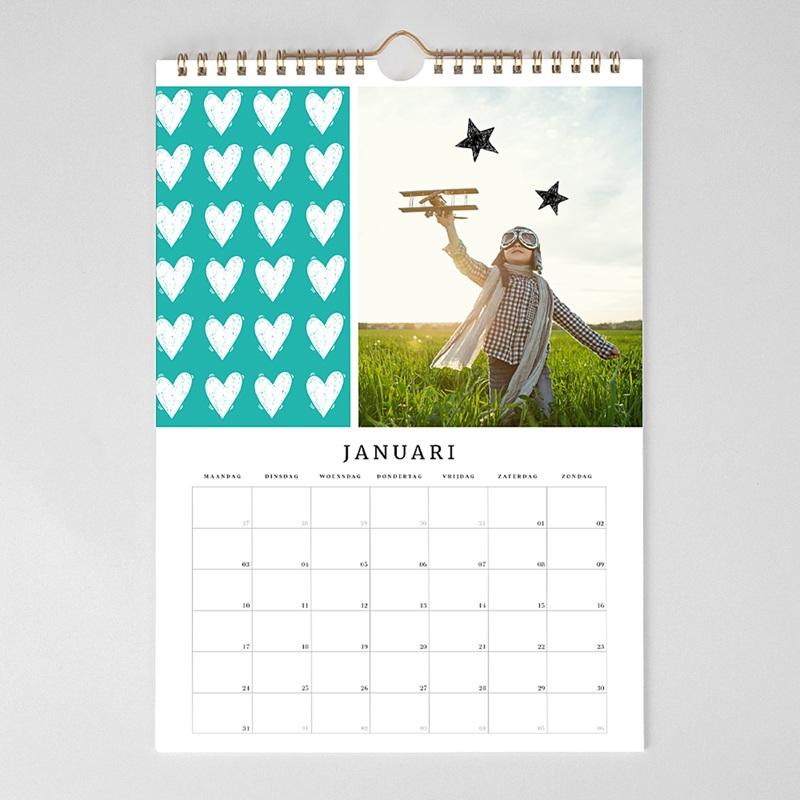 Personaliseerbare kalenders 2019 - Fun Events 50693 thumb