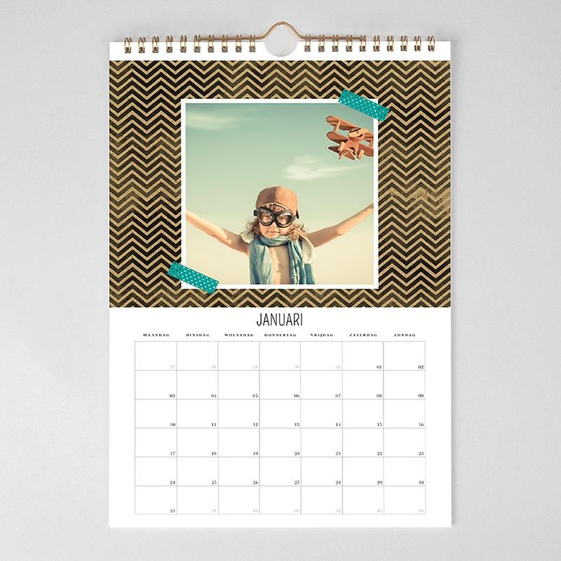 Personaliseerbare kalenders 2019 - Vintage 50696 thumb