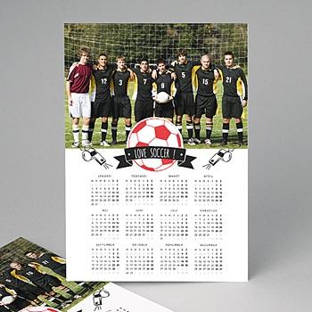 Kalender voor bedrijven - Voetbalclub - 0