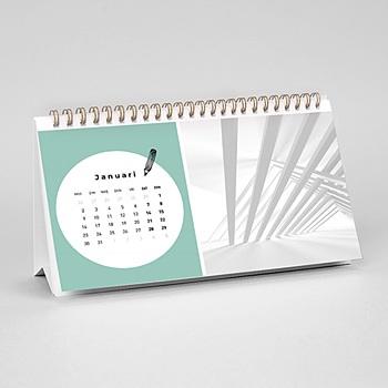 Kalender voor bedrijven 2020 - Architect & Co - 0