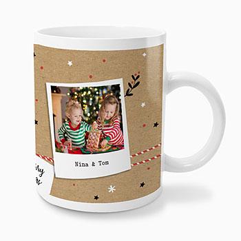Personaliseerbare mokken - Christmas Tea - 0