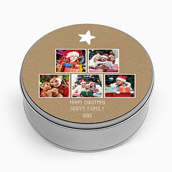 Personaliseerbare blikken doosjes - Kraft Look - 0