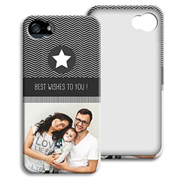 Case iPhone 5/5S - Trendy Star - 0