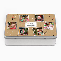 Personaliseerbare blikken doosjes - Sweet box - 0