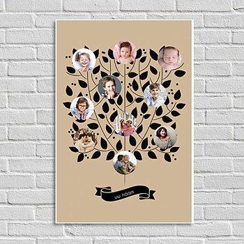 Posters - Familiestamboom - 0