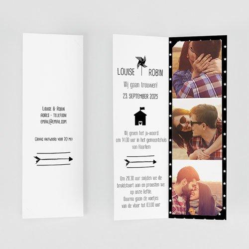 Creatieve trouwkaarten - Magic Love 51890 preview