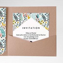 Cartes d'invitations Wilde Weide