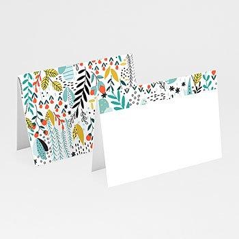 Tafelkaartjes huwelijk - Wilde Weide - 0