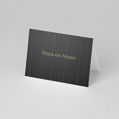 Personaliseerbare plaatskaartjes voor verjaardag - 70 jarig huwelijk, platinum bruiloft 52496 thumb