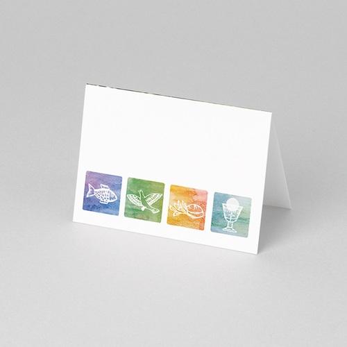 Plaatskaartjes Communie - Met trots gedoopt 52842 thumb