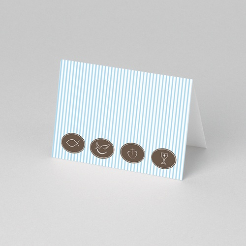 Plaatskaartjes Communie Communie design pas cher