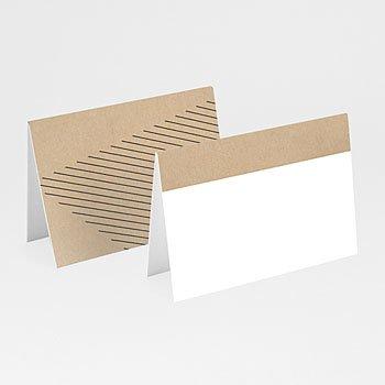Tafelkaartjes huwelijk - Geometrisch - 0