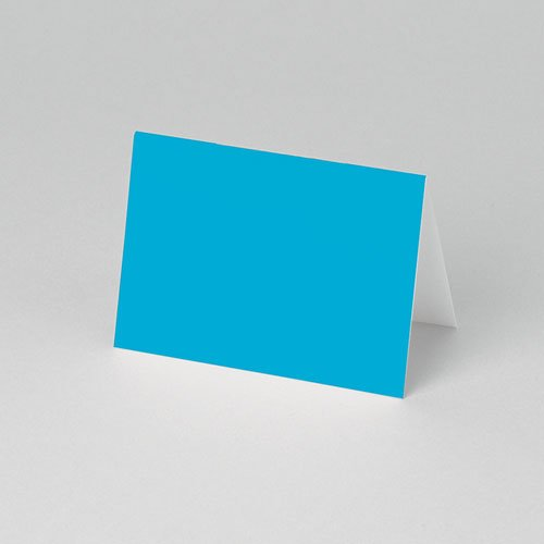 Plaatskaartjes Communie Paisley blauw pas cher