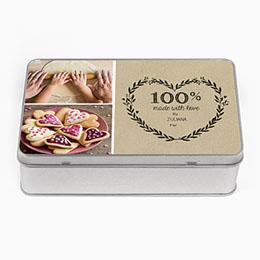 Personaliseerbare blikken doosjes - Mijn cookies - 0