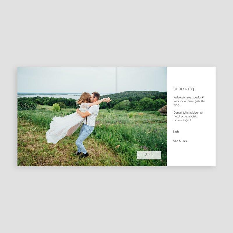 Bedankkaarten huwelijk - So nice 53778 thumb