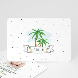 Palmbomen en ananassen - 0