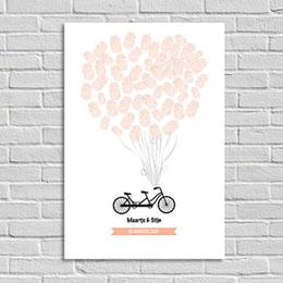 Poster Tirage Photo Wedding Tree Poster