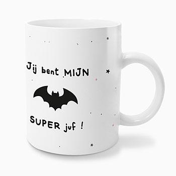 Cadeau juffrouw meester - Super Juffrouw - 0