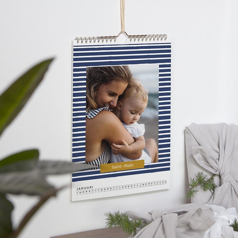 Personaliseerbare kalenders 2019 - Air Marin 54509 thumb