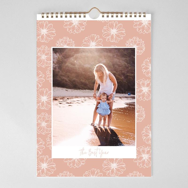 Personaliseerbare kalenders 2019 - Esprit floral 54515 thumb