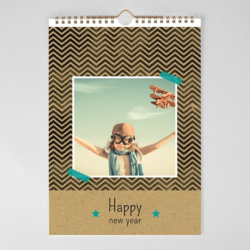 Personaliseerbare kalenders 2019 - Vintage 54521 thumb