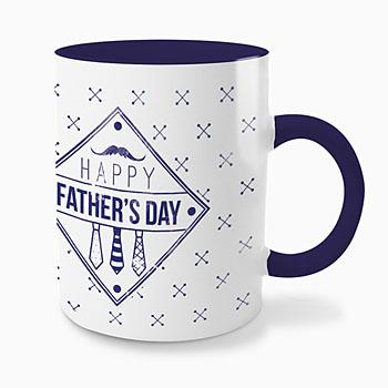 Mok vaderdag - Papa Vintage - 0