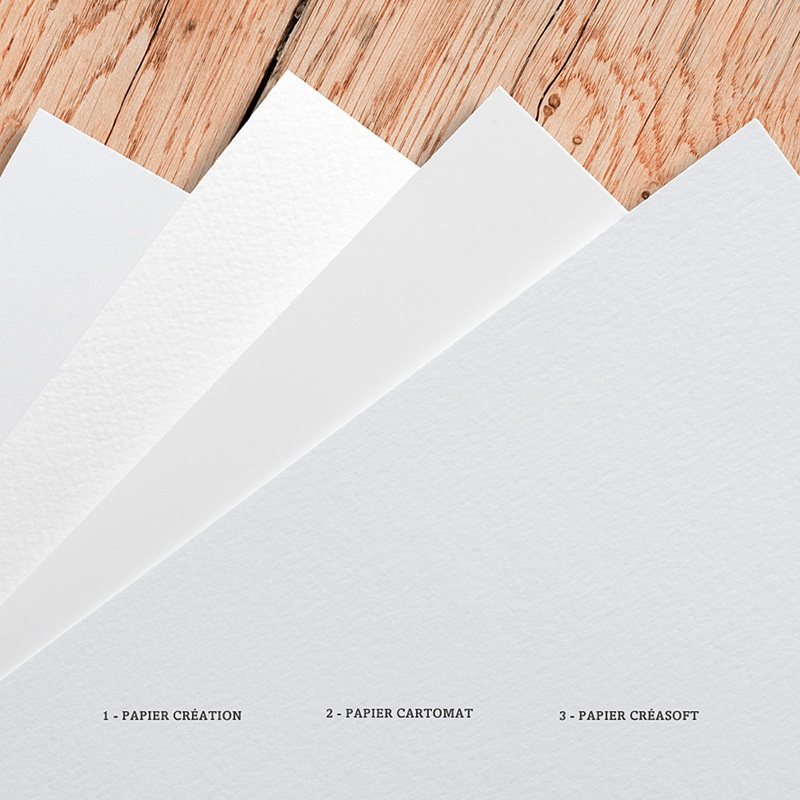 Creatieve bedankkaartjes huwelijk - Modern Polka Dots 55667 thumb
