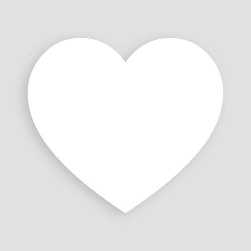 Doopkaartje meisje - 100% Création Baptême Coeur 55841 preview