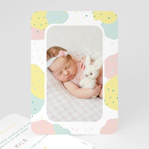 Geboortekaartje meisje - Passievruchten 56262 thumb