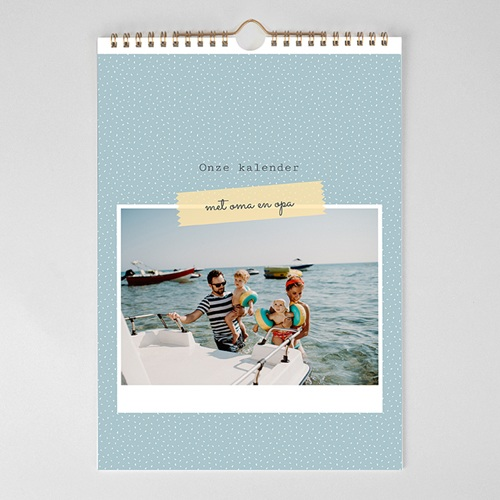 Personaliseerbare kalenders 2019 - Familiekalender 56403 thumb