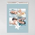 Personaliseerbare kalenders 2019 - Met sterren 56462 thumb