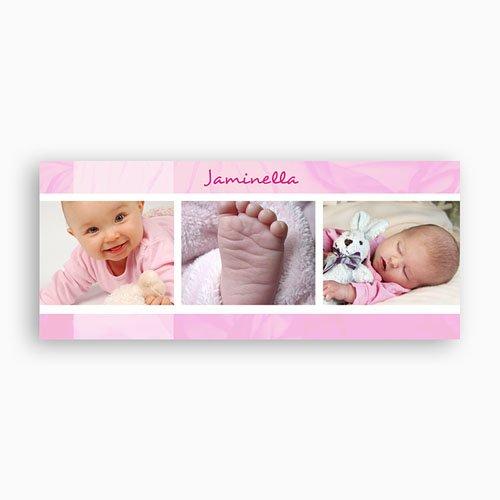 Personaliseerbare mokken - Ingelijst in roze 56487 thumb