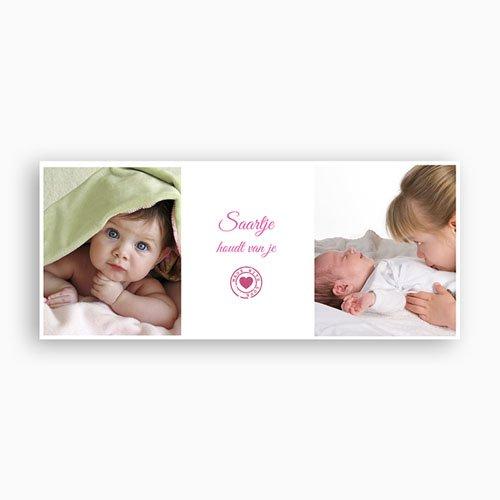 Gepersonaliseerde Fotomokken Babymok pas cher