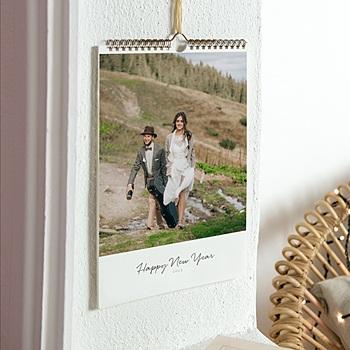 Muurkalender 2020 - Calendrier vierge - 0