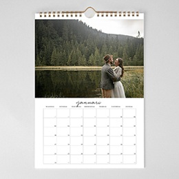 Personaliseerbare kalenders 2018 - Calendrier vierge - 0