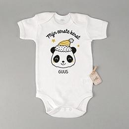 Body Kado Panda Xmas