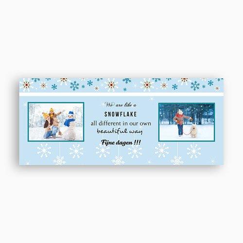 Personaliseerbare mokken - Like a snowflake 56620 thumb