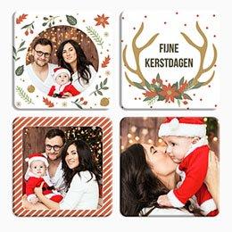 Viltje Kerst Kerst viltjes (4 stuks)