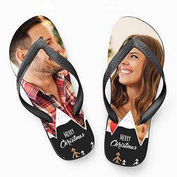 Slippers Xmas Flip Flop