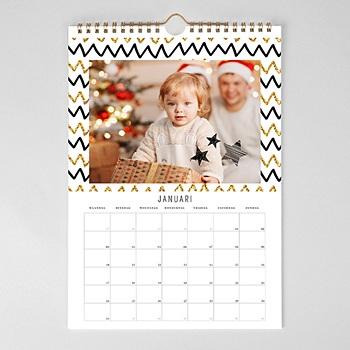 Muurkalender 2020 - Bright Christmas - 0